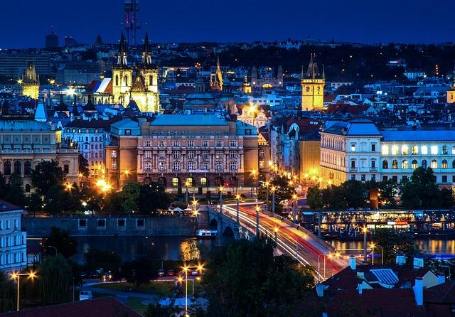 De Praagse kerstmarkten